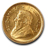 South African Krugerrand Gold Coins Are Available from Seven Star Enterprises.
