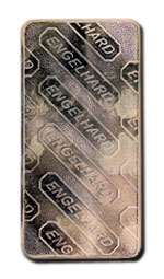 Silver Bars Available from Seven Star Enterprises in 10 oz, 100 oz, and 1000 oz.