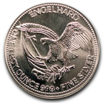 1 oz. Silver Rounds from Seven Star Enterprises